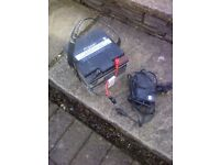 Electric Golf Trolley battery (Fraser) & charger