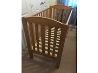 Baby Cot (Mothercare Takeley)