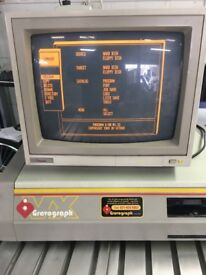 Gravograph VX Controller Box and Screen, VAT Included