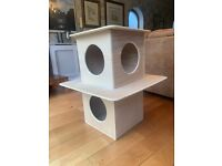 Two-level Cat House