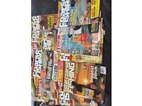 Fishing magazines 50+