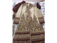 Indian wedding suit
