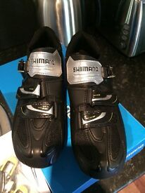 Shimano SPD shoe size 43 brand new