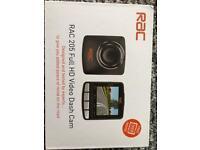 Dash Cam RAC 205 new in box unopened
