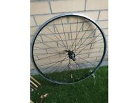 Brand New 700cc / 28inch / 7mm Quick release back wheel