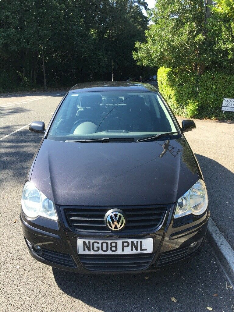 Volkswagen Polo 1.4 08 reg Full Service History. Would make a great ...