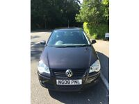 Volkswagen Polo 1.4 08 reg Full Service History. Would make a great first car.