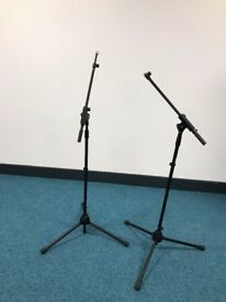 Studio Spares Microphone Stands