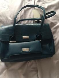 Florelli bag and purse