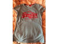 Super dry women's t shirt