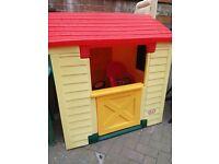Little Tikes playhouse vgc
