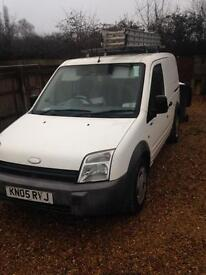 Ford transit connect 2005 spares/repair