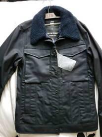 Men's GSTAR coat (Small) (Brand New)
