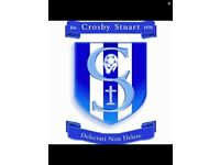 New Players wanted U15 Girls Football Team Crosby.