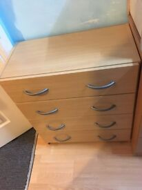 Drawers/Bedside table/Storage unit