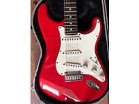 Original USA Fender Stratocaster year 2000