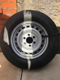 Sprinter Spare Wheel 235/65 R 16 Continental **BRANDNEW**