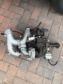 BMW 535d twin turbo will fit 335d engines