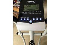York active 120 cross trainer