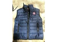 Brand new boys gilet, says age 11-12 but definitely more of a 8-9