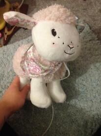 Baby annabell lamb