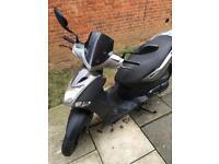 """Kymco agility city 125cc 16"""" wheels honda piaggio yamaha"""