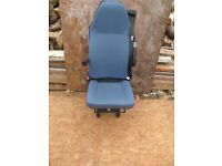 campervan seat captain seat rotates 360