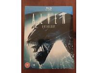 Alien Anthology Boxset (Blu-Ray) Brand New & Sealed