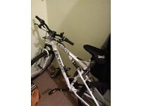 New mountain bike with £50 of accessories