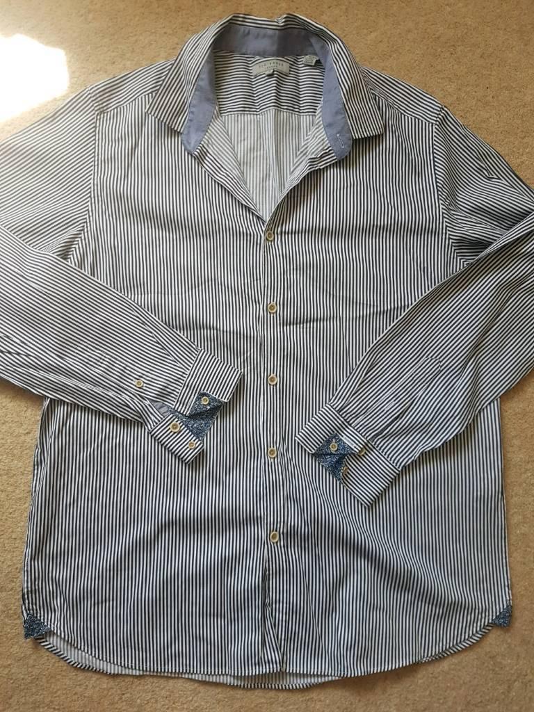 8167692e015ff Men s Ted baker size 6 (Xxl) shirt excellent condition