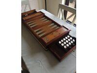 Backgammon Set, Collector Edition