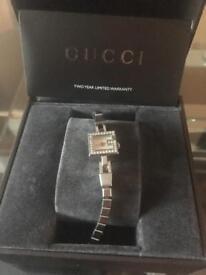Ladies Gucci diamond watch