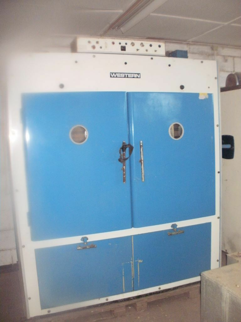 Cabinet Incubator Kit Western Tb4 Egg Cabinet Incubator Setter In Doncaster South