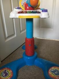 Vtech sit to stand music activity centre