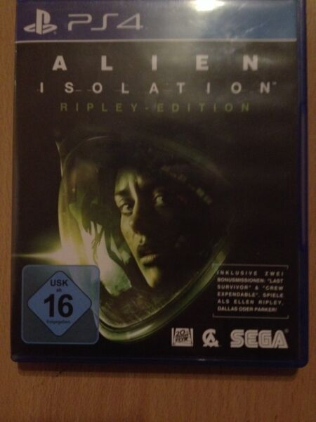 alien isolation ripley edition in bielefeld. Black Bedroom Furniture Sets. Home Design Ideas