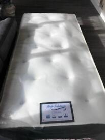 Brand new sleep solutions single mattress