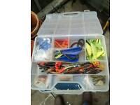 Boat fishing gear