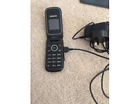 Samsung Flip Mobile Phone