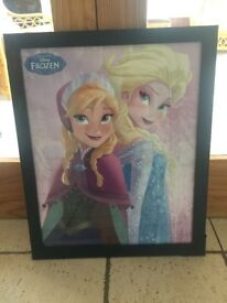 Large Frozen Frame New