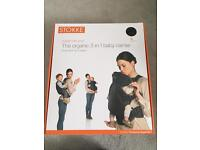Stokke baby carrier, used once