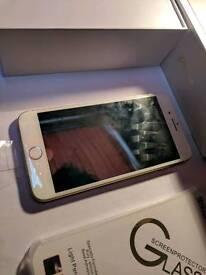IPhone 7 plus 32GB Gold Vodafone - 10 month warranty