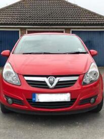 Vauxhall corsa sxi 1.4 2010 (ac) (100)