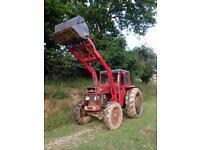 Massey Ferguson power loader to fit 188/168