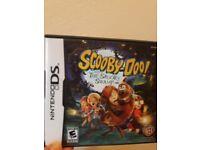 Nintendo DS - Two games, Super Mario Bros and Scooby-doo