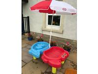 Little Tikes Sand and Water Pit