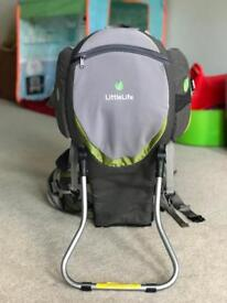 Little Life baby/toddler carrier.