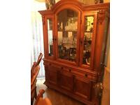 Lovely heavy cabinet made in Hong Kong