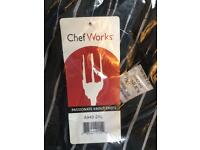 Chefs jacket and trousers