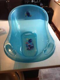Nemo baby bath