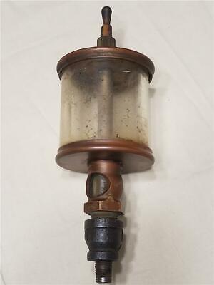 Vintage Lunkenheimer Oiler - No.5 - Fig 1300 Sentinel - As Found Condition